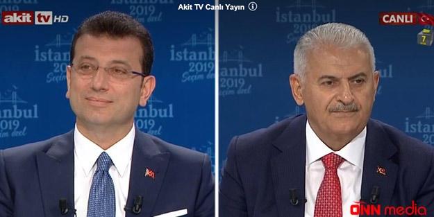 Tarixi an: Yıldırım və İmamoğlu qarşı-qarşıya – Video
