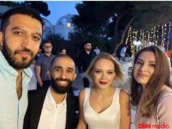 Əlixan Rəcəbov evləndi – Toydan FOTOLAR