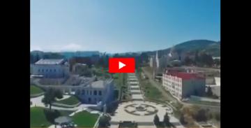 Ermənilər Xankəndi şəhərinin yeni görüntülərini yaydı- VİDEO