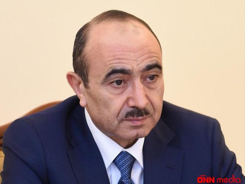 """Əli Həsənov:""""Müasir Azərbaycan Heydər Əliyevin yadigarı və şah əsəridir"""""""