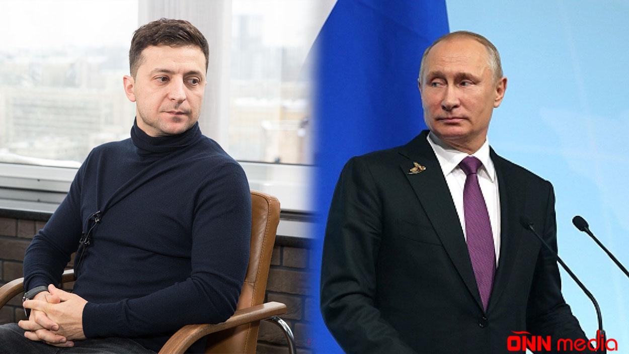 Putin və Zelenski telefonda danışdılar – SON DƏQİQƏ