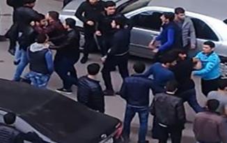Polisin döyüldüyü silahlı insidentlə bağlı – Rəsmi açıqlama