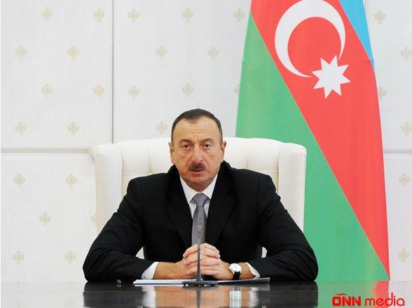 Prezident Şəkidəki hadisəni nəzarətə götürdü