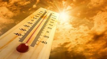 Temperatur yüksəlir: 38 dərəcə isti..