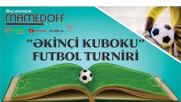 Mətbuat Gününə həsr olunmuş mini-futbol turniri keçiriləcək