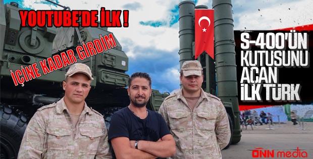 S-400 raketi haqqında BİLMƏDİKLƏRİNİZ- ŞOK VİDEO/FOTO