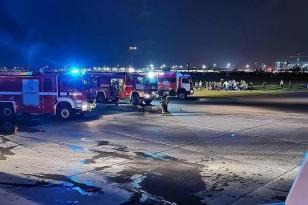 Moskvadan İrəvana uçan təyyarədə insident: 8 yaralı