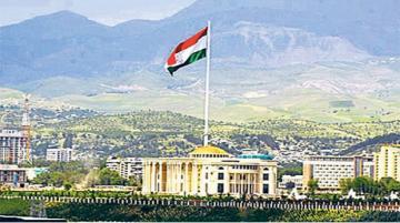 Tacikistandan inanılmaz etiraf