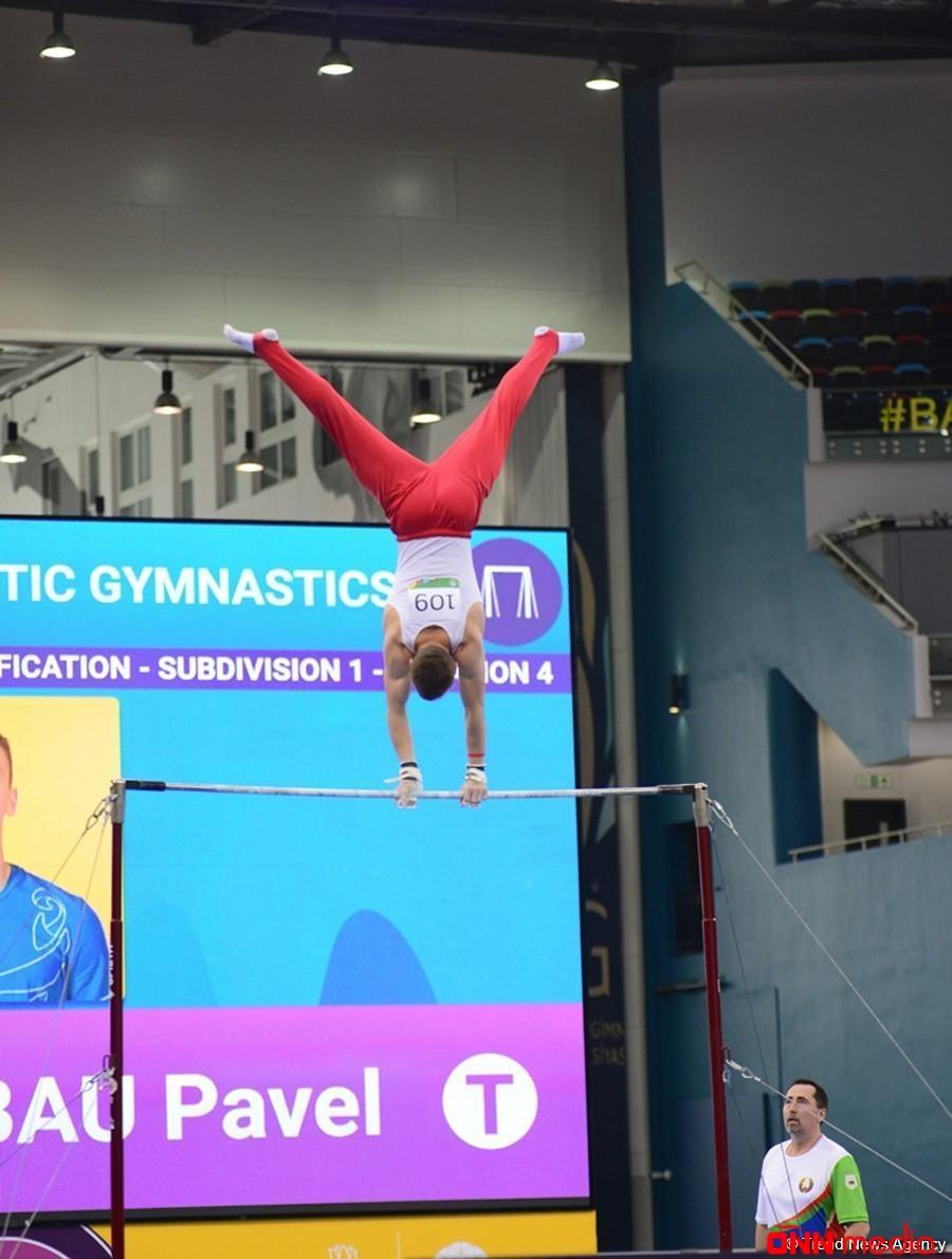 Polşalı gimnast: Bakını çox bəyənirəm