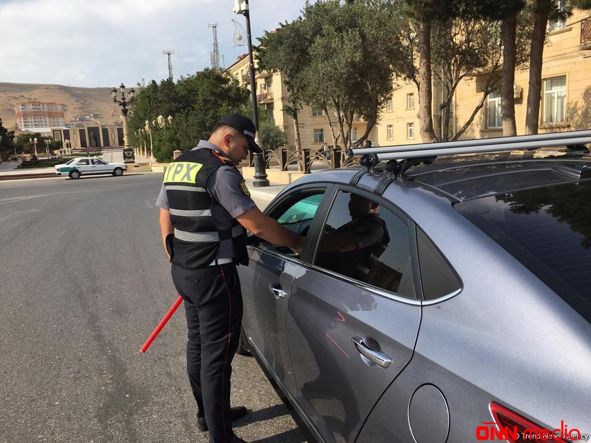 Qaradağda REYD: 15 sürücü saxlanıldı, səbəbi isə…