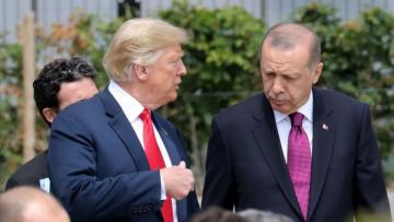Tramp xüsusi adamını Türkiyəyə göndərir