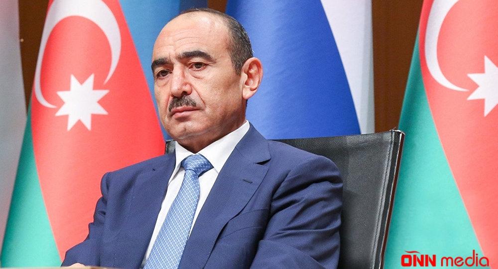"""Əli Həsənov: """"Dövlətin təhlükəsizliyi və milli maraqlar hər şeydən üstün olmalıdır"""""""