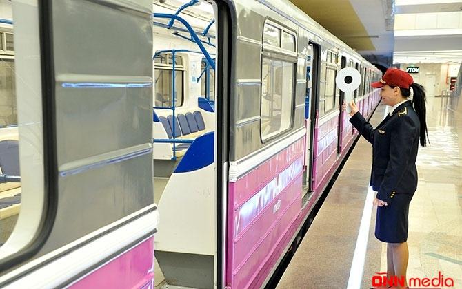 Bu gün Bakı metrosu saat neçədə bağlanacaq?