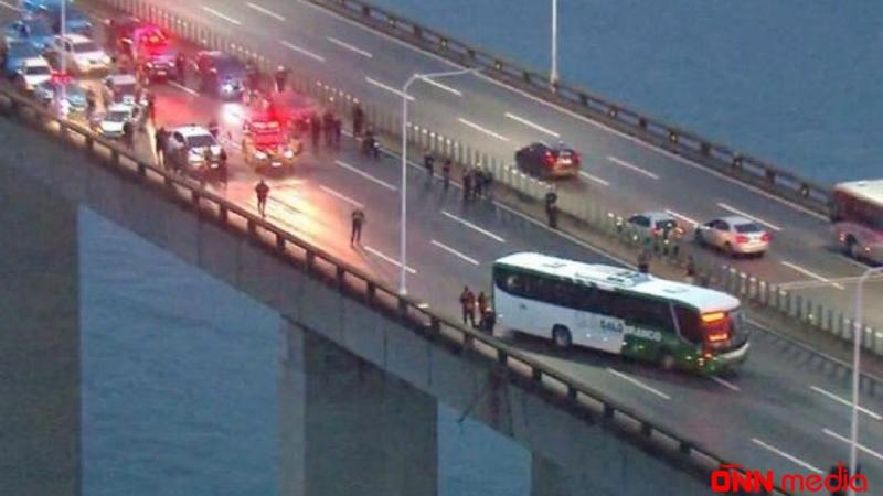 Avtobus sərnişinlərini girov götürdü sonra isə… – DƏHŞƏTLİ SONLUQ