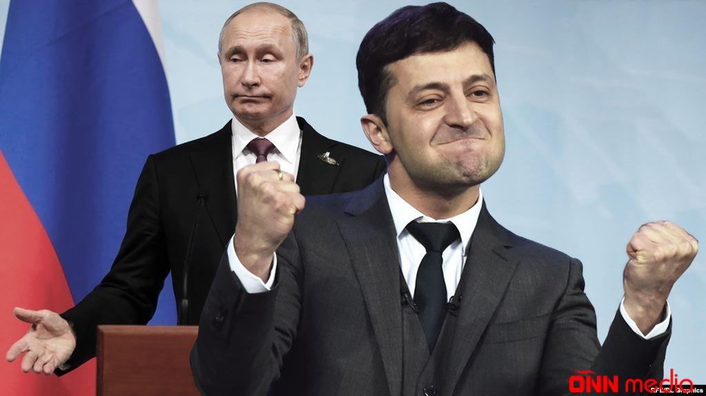Zelenski Putini əsirləri buraxmağa razı salıb?