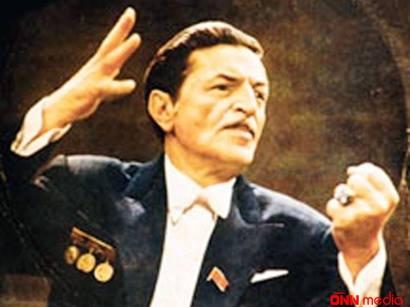 Bu gün, maestro Niyazinin doğulduğu gündür