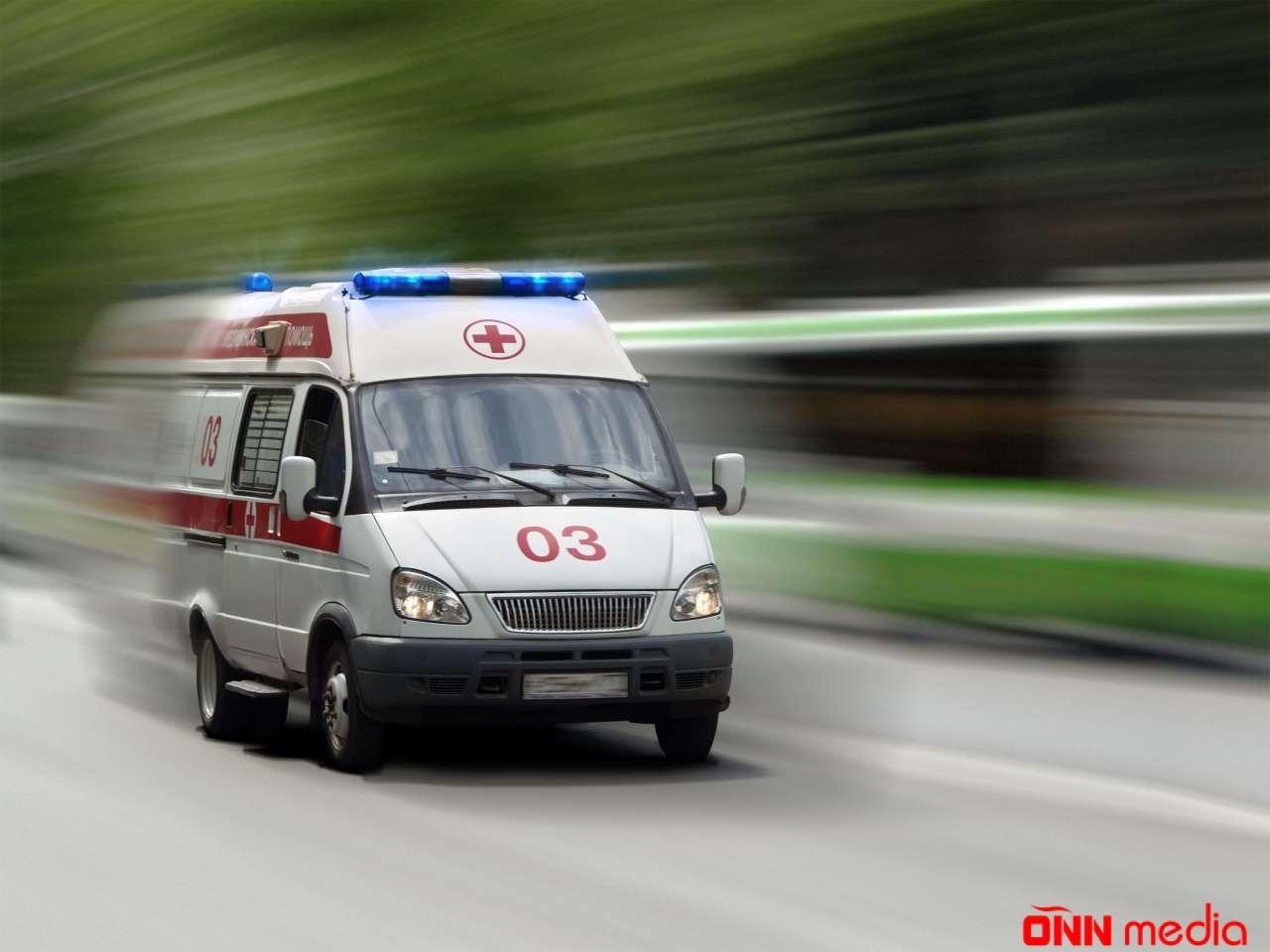 Rusiyada DƏHŞƏTLİ QƏZA:  1 ölü, 32 yaralı