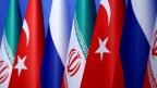 Rusiya, Türkiyə və İran liderləri Ankaraya toplaşır
