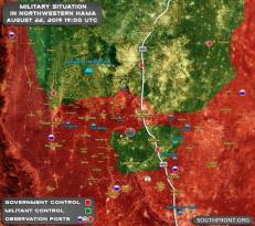 Suriya ordusu Türkiyə hərbi bazasını mühasirəyə aldı