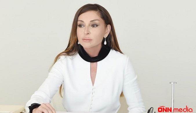 Mehriban Əliyeva Putinə məktub göndərdi