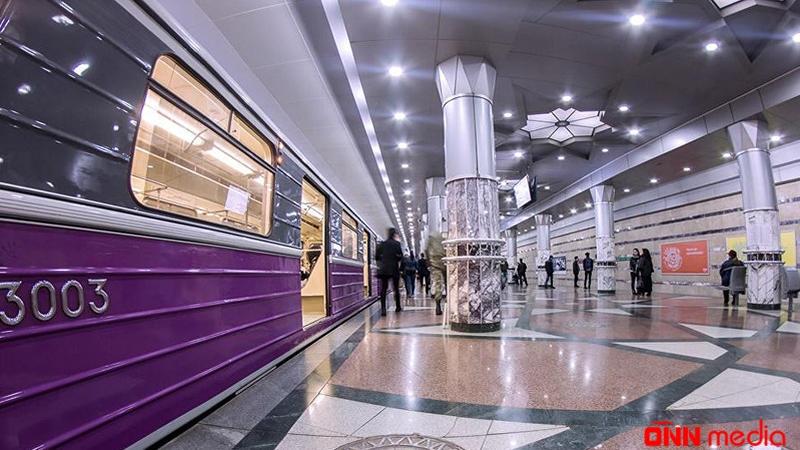Bakı metrosunda ƏMƏLİYYAT – Saxlanılan var