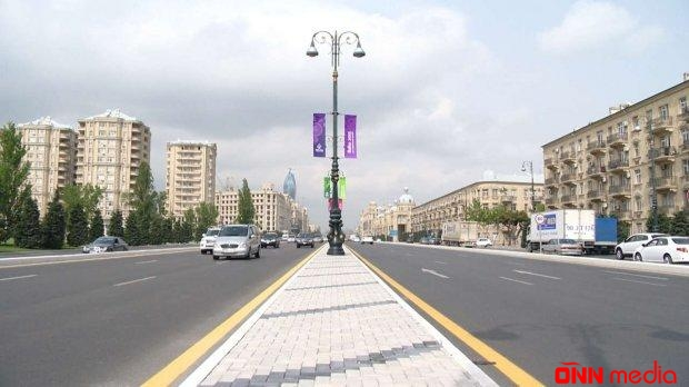 """Mərkəzi yollarda işıqlar gündüzlər niyə söndürülmür? -""""Azərişıq""""dan cavab"""
