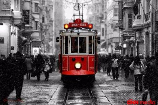 İstanbulda gəmi səfərləri ləğv edildi, tramvayların hərəkəti dayandırıldı – SƏBƏB?