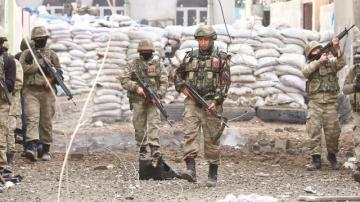 Türkiyədə PKK -lar hərbi hissəyə hücum etdi