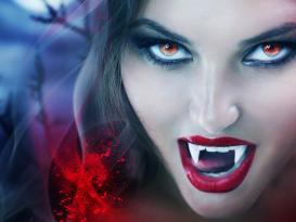 İnanılmaz: Vampirlər gerçək imiş? – İlginc faktlar/Foto
