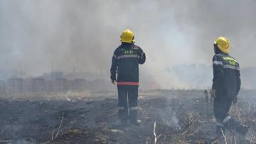 SON DƏQİQƏ: Azərbaycanda güclü yanğın başladı