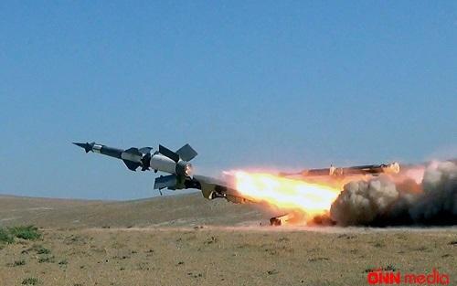 Ordumuz S-125-ləri işə saldı: şərti düşmən məhv edildi