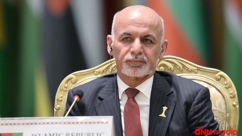 Əfqanıstan prezidenti Azərbaycana gəlir