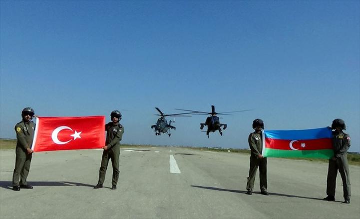 Bakı və Ankaradan dünyaya güc nümayişi – FOTOLAR
