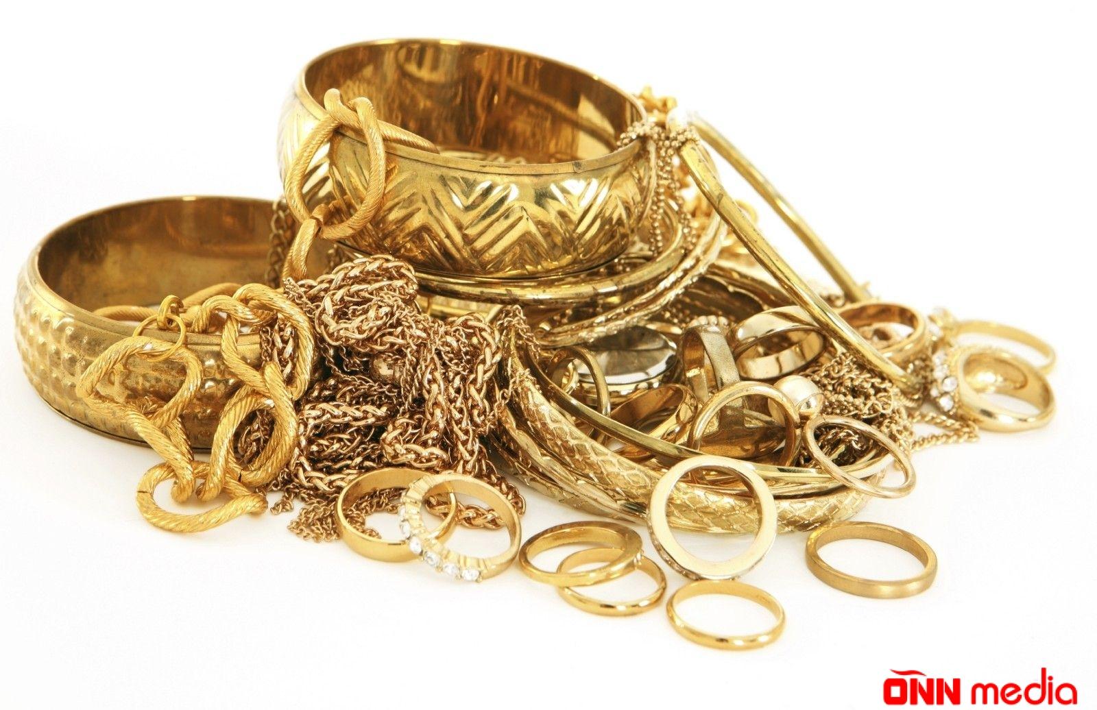 Ölkənin qızıl-gümüş bazarında QİYMƏTLƏRİ…