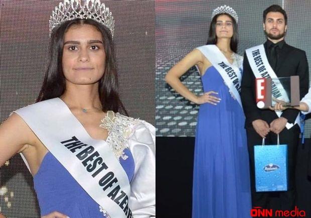 """Bu fotosuna görə tənqid olunan model əsəbiləşdi: """"Miss Planet 2019″a gedirəm"""