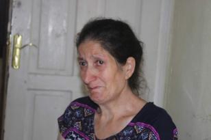 Xocalı soyqırımında həyat yoldaşı,6 yaşlı qızı, qohum-əqrabaları şəhid olmuş gözüyaşlı qadın