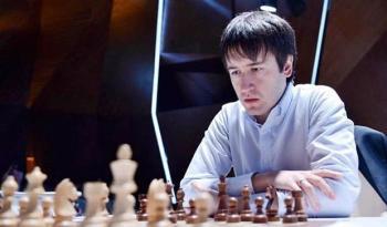 Teymur Rəcəbov dünya kubokunun yarımfinalında