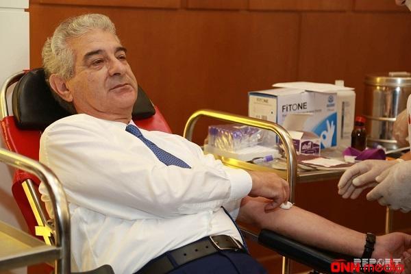 Nazirlik açıqladı: Əli Əhmədovun donor olması…