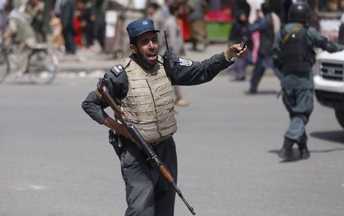 Əfqanıstanda güclü partlayış – 24 ölü, 31 yaralı