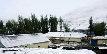 Azərbaycana ilk qar yağdı
