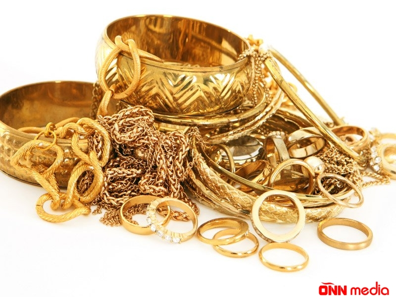Azərbaycanda qızıl bahalaşıb, gümüş isə…