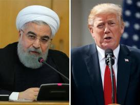 Tramp Ruhani ilə niyə görüşmək istəmir?