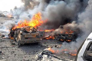 Suriya-Türkiyə sərhədində terror aktı – Çox sayda ölən var