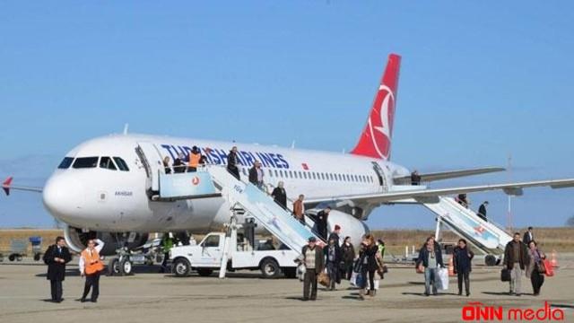 Türk Hava Yollarının Bakı ofisində biyabırçılıq