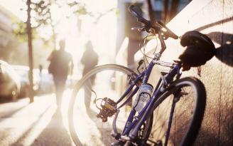 Bakıda velosiped yolu çəkilir