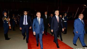 Türkiyənin Vitse-prezidentinin Azərbaycana rəsmi səfəri başa çatdı