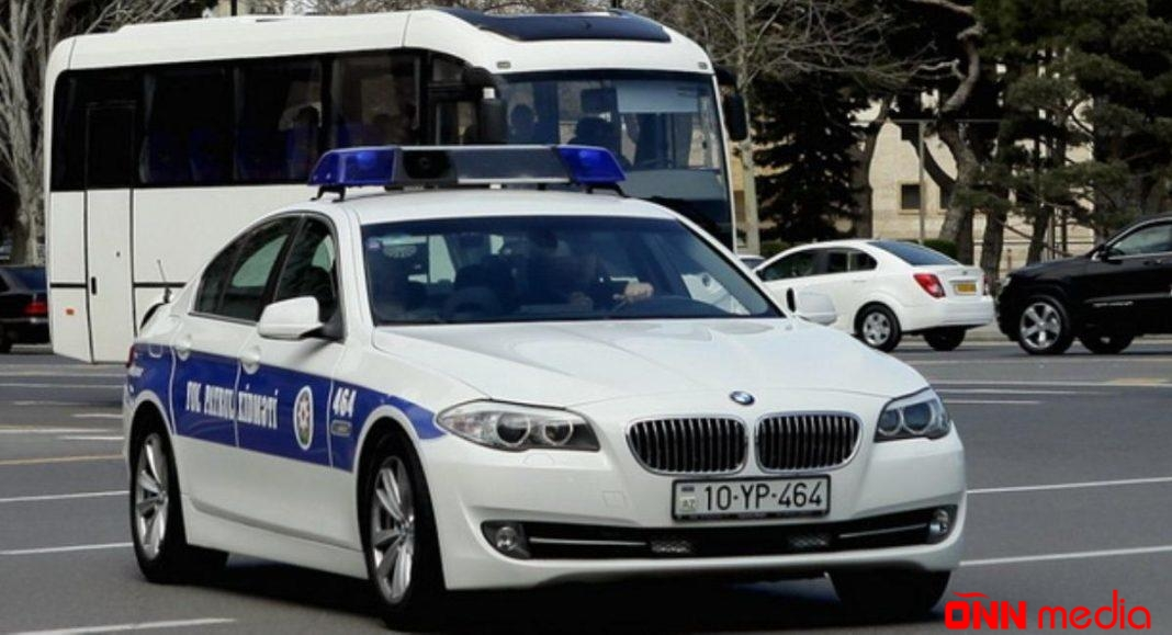 Yol polisindən Bakı əhalisinə MÜRACİƏT