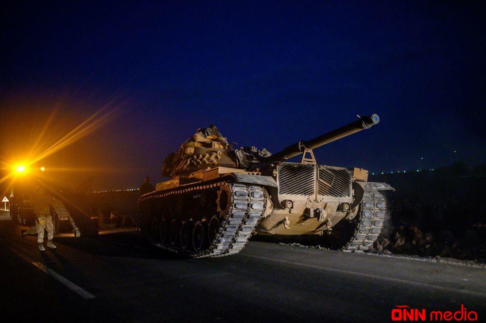 SON DƏQİQƏ: Türk ordusu Suriyaya girdi, 14 min əsgər…