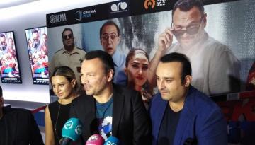 Azərbaycanlı aktyorların da çəkildiyi Türkiyə filmi təqdim edildi