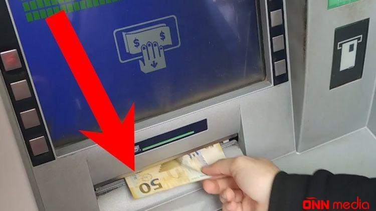 Kartınız olmadan bankomatdan pul çəkə bilərsiz – VİDEO
